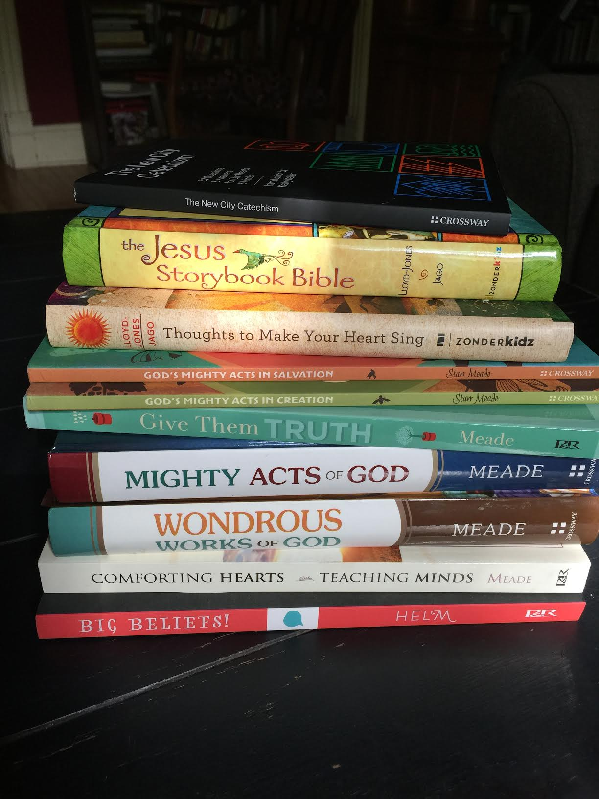 Bible Books For Every Family Bookshelf
